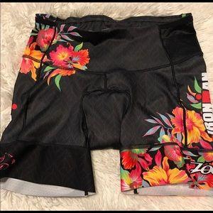 Zoot Ironman cycle shorts